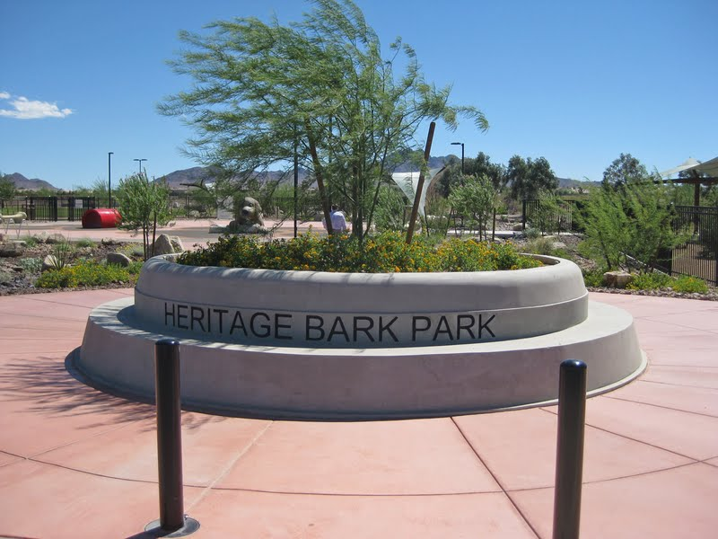 This concrete walkway at the Heritage Bark Park in Henderson, NV was colored with Davis Colors' Baja Red and finished with a broom finish.  The landscape design was done by the Design Workshop. To contact the Design Workshop visit their website   www.designworkshop.com or call them at 775-588-5929. To learn more about this project go to http://www.landscapeonline.com/research/article/14721.